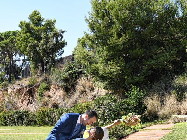 La boda de Vanessa y Franc en Lloret De Mar, Girona 16