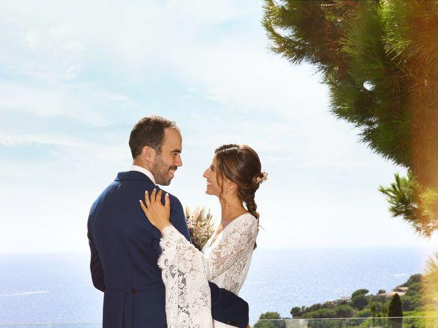 La boda de Vanessa y Franc en Lloret De Mar, Girona 17