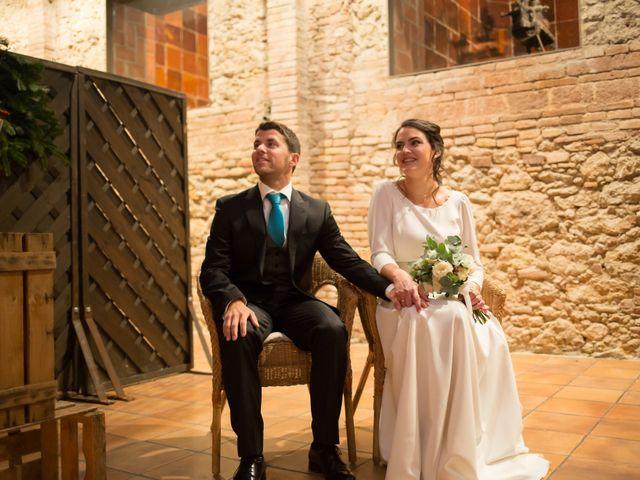La boda de Joan y Èlia en Sant Cugat Del Valles, Barcelona 10