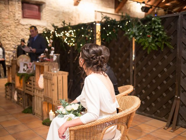 La boda de Joan y Èlia en Sant Cugat Del Valles, Barcelona 12