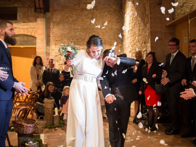 La boda de Joan y Èlia en Sant Cugat Del Valles, Barcelona 17