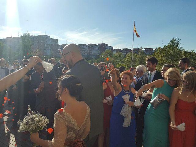 La boda de Fran y Ester en Alcorcón, Madrid 2