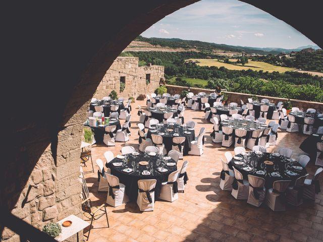La boda de Steve y Fàtima en Puig-reig, Barcelona 15