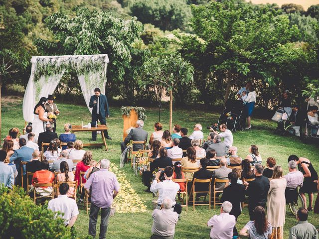 La boda de Steve y Fàtima en Puig-reig, Barcelona 14