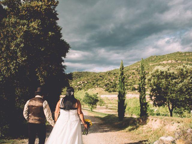 La boda de Steve y Fàtima en Puig-reig, Barcelona 18
