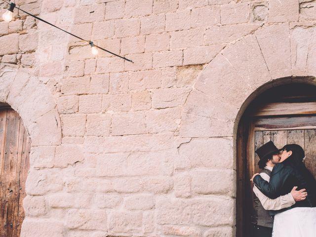 La boda de Steve y Fàtima en Puig-reig, Barcelona 26