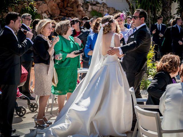 La boda de Virginia y Gustavo en Cartagena, Murcia 1