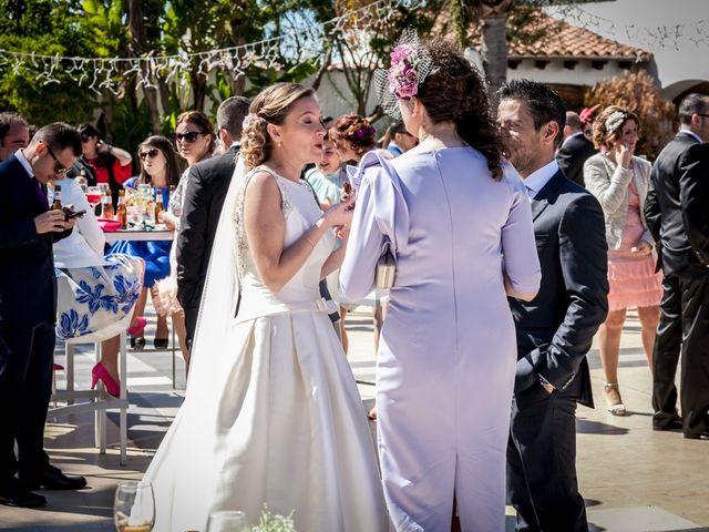 La boda de Virginia y Gustavo en Cartagena, Murcia 3