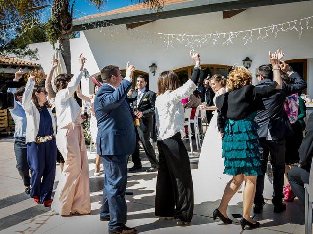 La boda de Virginia y Gustavo en Cartagena, Murcia 4
