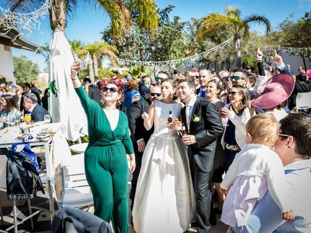 La boda de Virginia y Gustavo en Cartagena, Murcia 5