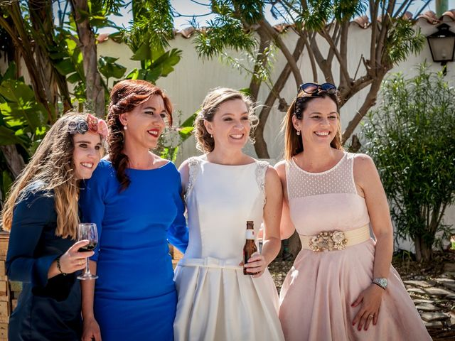 La boda de Virginia y Gustavo en Cartagena, Murcia 9