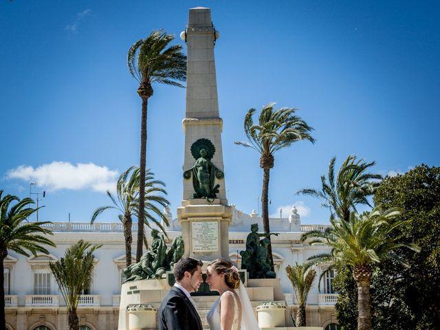La boda de Virginia y Gustavo en Cartagena, Murcia 13