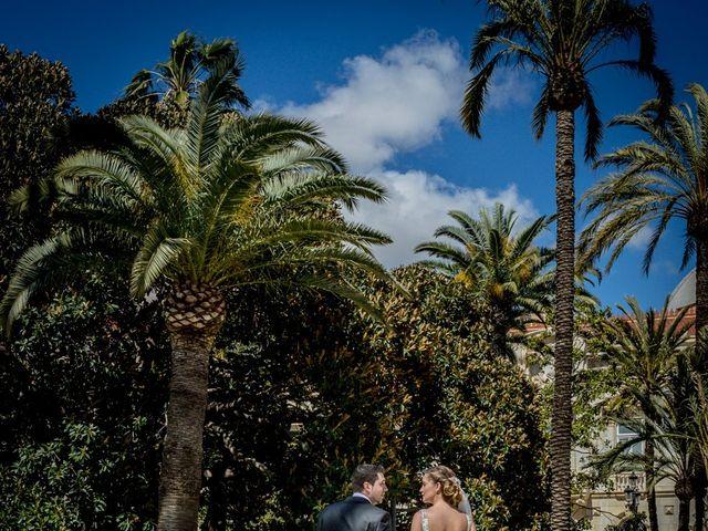 La boda de Virginia y Gustavo en Cartagena, Murcia 15