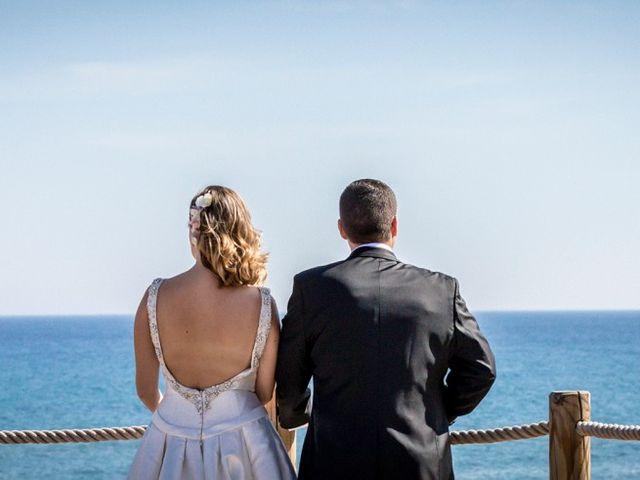 La boda de Virginia y Gustavo en Cartagena, Murcia 16