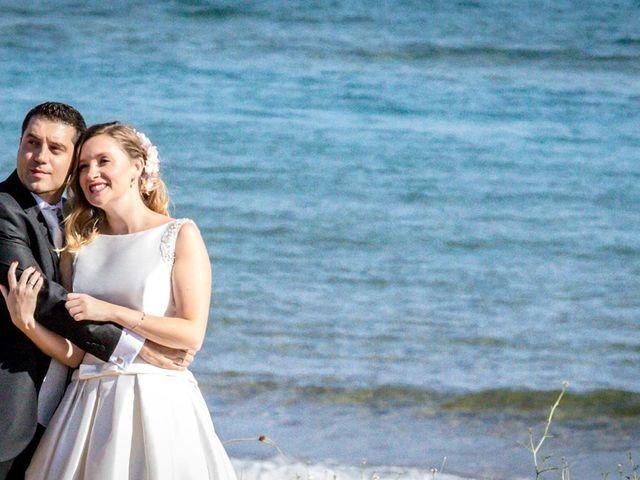 La boda de Virginia y Gustavo en Cartagena, Murcia 17