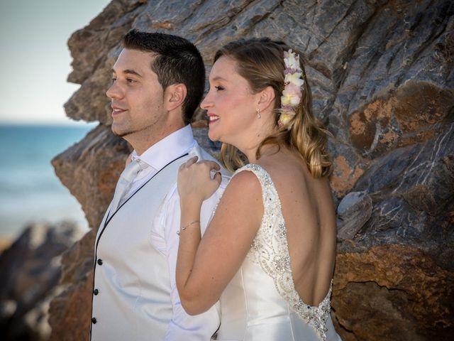La boda de Virginia y Gustavo en Cartagena, Murcia 18