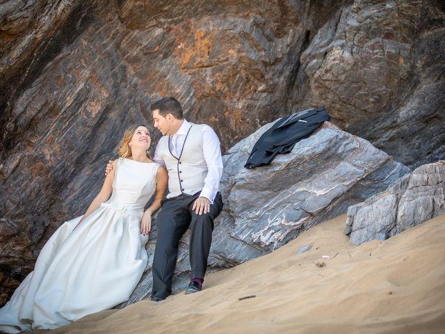 La boda de Virginia y Gustavo en Cartagena, Murcia 19