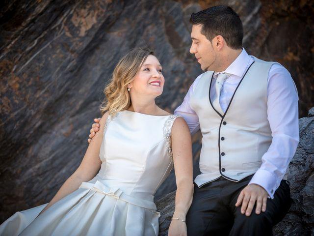 La boda de Virginia y Gustavo en Cartagena, Murcia 20