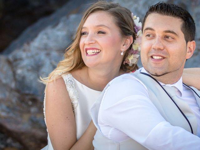 La boda de Virginia y Gustavo en Cartagena, Murcia 22