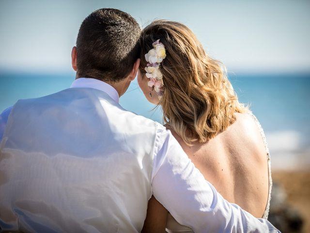 La boda de Virginia y Gustavo en Cartagena, Murcia 23