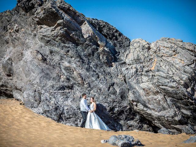La boda de Virginia y Gustavo en Cartagena, Murcia 25