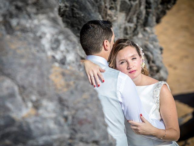 La boda de Virginia y Gustavo en Cartagena, Murcia 26