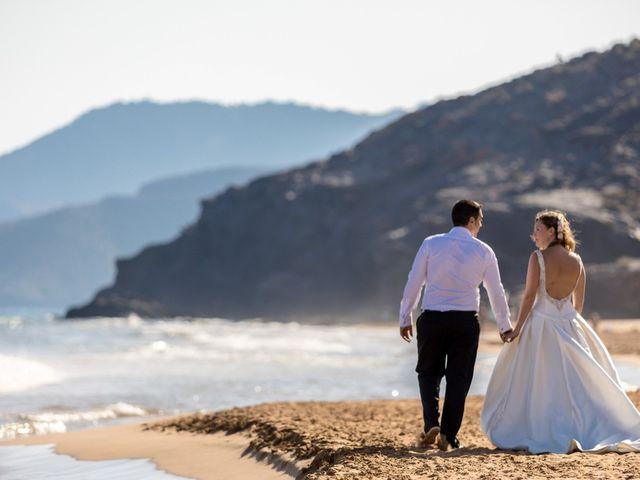 La boda de Virginia y Gustavo en Cartagena, Murcia 27