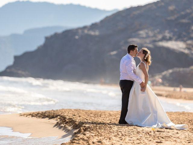 La boda de Virginia y Gustavo en Cartagena, Murcia 28