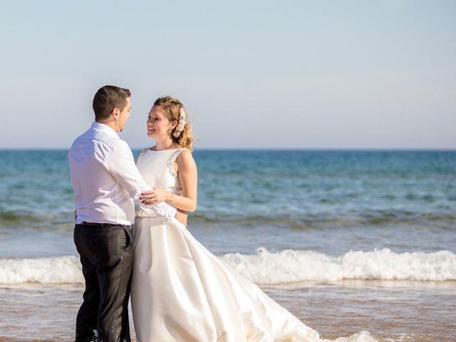 La boda de Virginia y Gustavo en Cartagena, Murcia 29