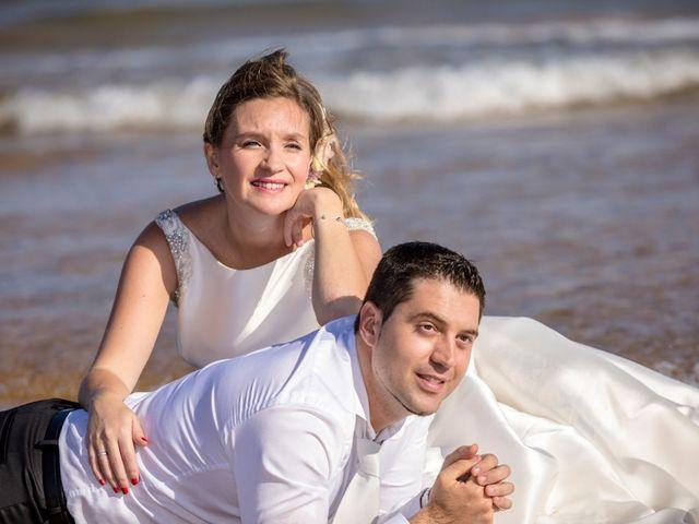 La boda de Virginia y Gustavo en Cartagena, Murcia 30