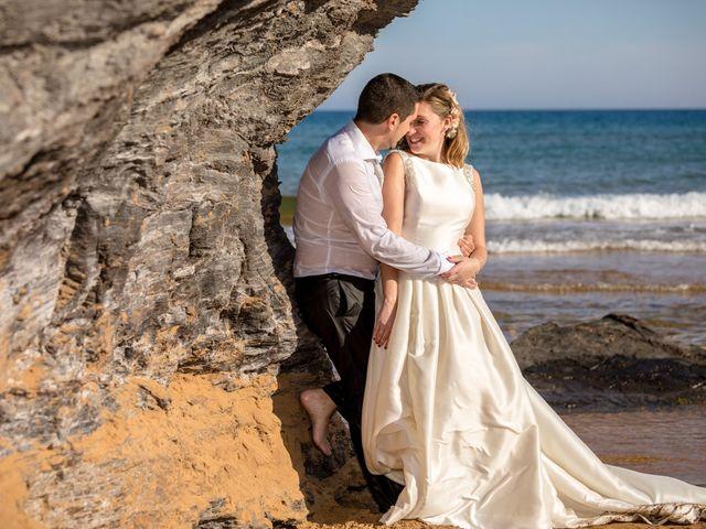 La boda de Virginia y Gustavo en Cartagena, Murcia 32