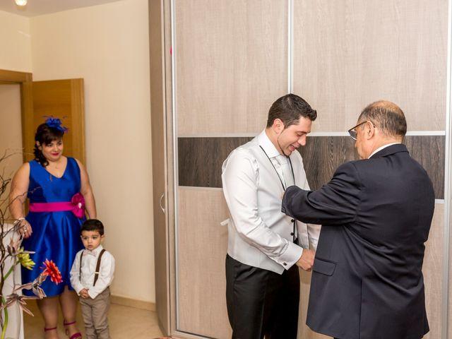 La boda de Virginia y Gustavo en Cartagena, Murcia 36