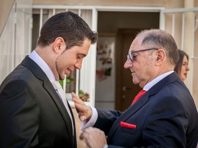 La boda de Virginia y Gustavo en Cartagena, Murcia 45
