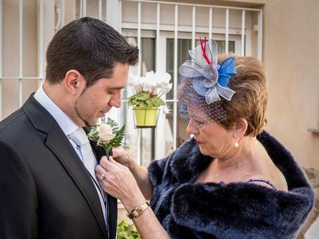 La boda de Virginia y Gustavo en Cartagena, Murcia 46