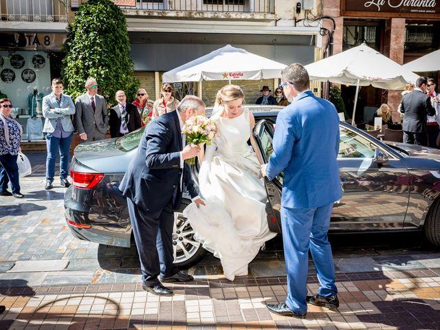 La boda de Virginia y Gustavo en Cartagena, Murcia 47
