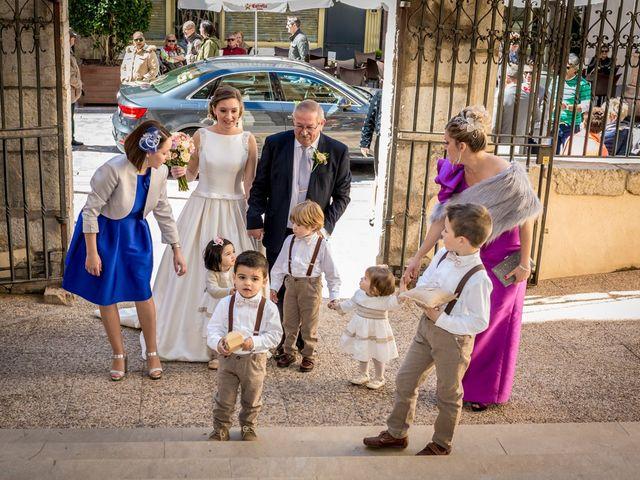 La boda de Virginia y Gustavo en Cartagena, Murcia 49