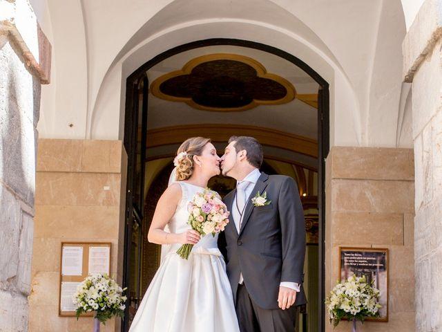 La boda de Virginia y Gustavo en Cartagena, Murcia 57