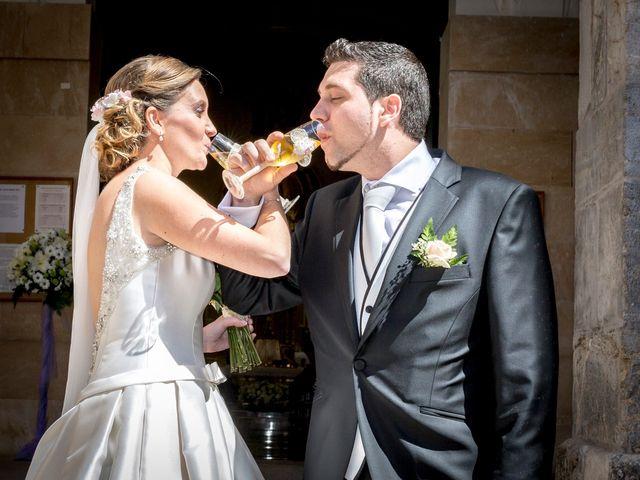 La boda de Virginia y Gustavo en Cartagena, Murcia 59