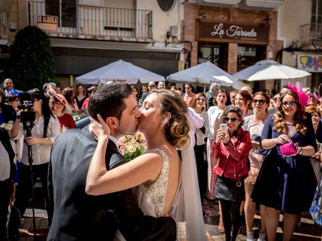 La boda de Virginia y Gustavo en Cartagena, Murcia 61