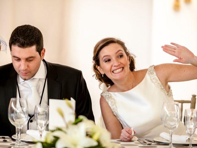 La boda de Virginia y Gustavo en Cartagena, Murcia 63