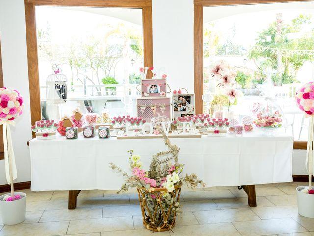 La boda de Virginia y Gustavo en Cartagena, Murcia 64