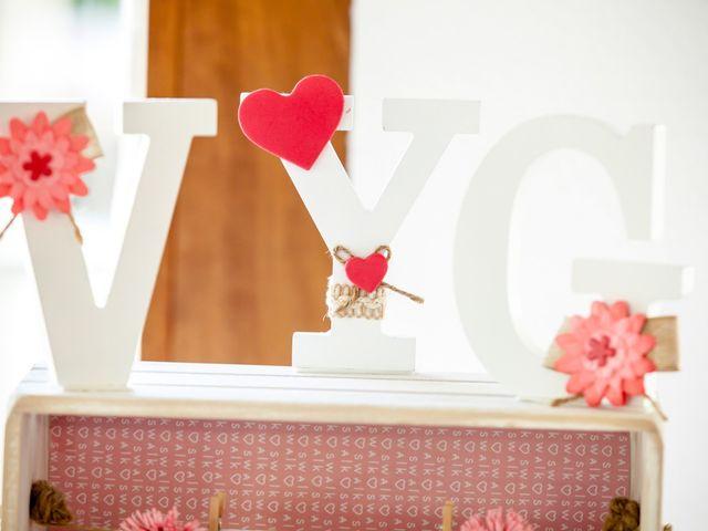 La boda de Virginia y Gustavo en Cartagena, Murcia 67