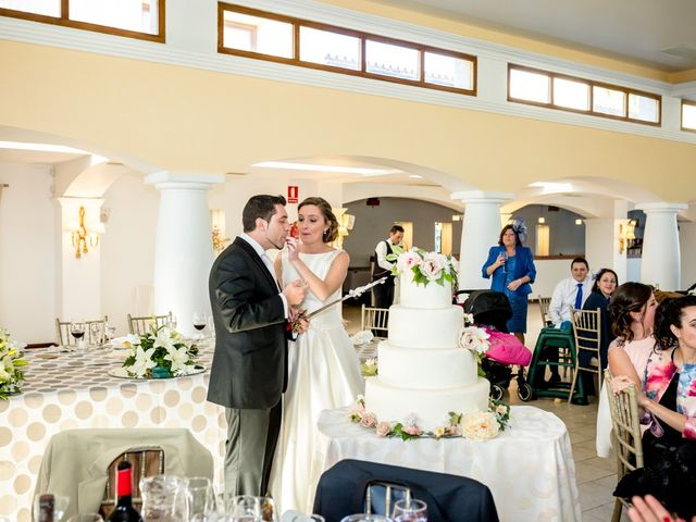 La boda de Virginia y Gustavo en Cartagena, Murcia 70