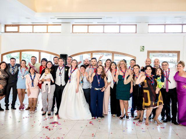 La boda de Virginia y Gustavo en Cartagena, Murcia 73