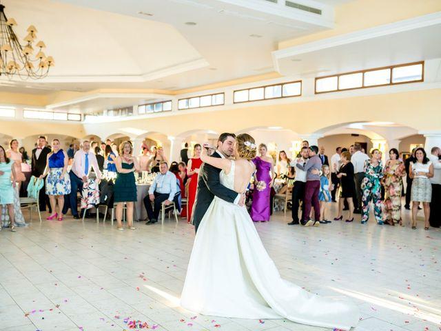 La boda de Virginia y Gustavo en Cartagena, Murcia 74