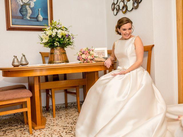 La boda de Virginia y Gustavo en Cartagena, Murcia 99