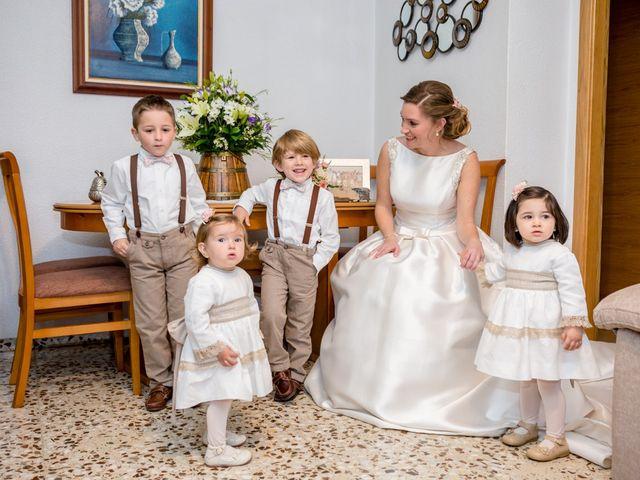 La boda de Virginia y Gustavo en Cartagena, Murcia 100