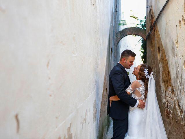 La boda de David y Maria en Cáceres, Cáceres 9