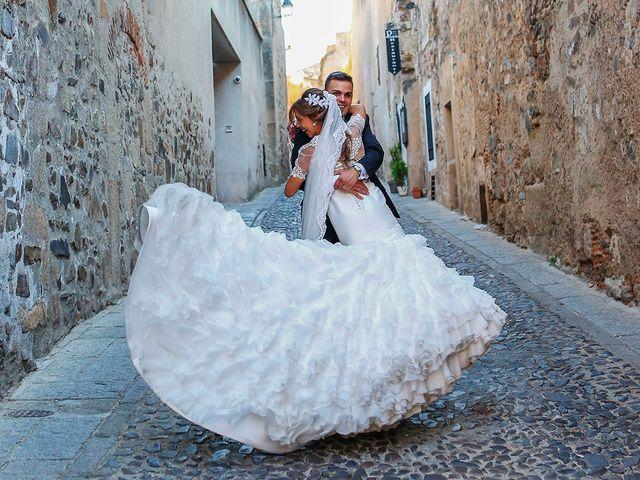 La boda de David y Maria en Cáceres, Cáceres 1
