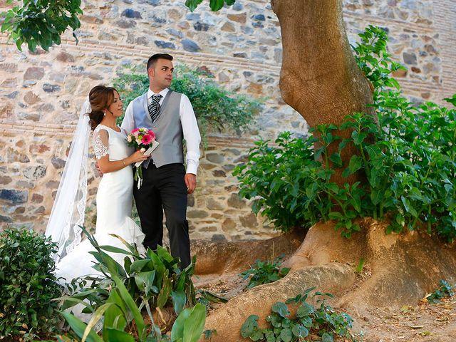 La boda de David y Maria en Cáceres, Cáceres 10